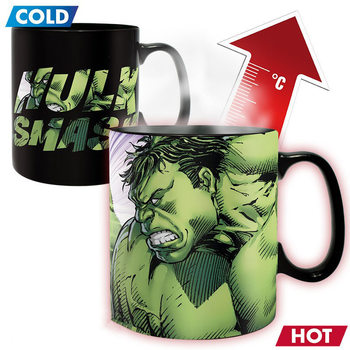 Cup Marvel - Hulk Smash