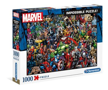 Puzzle Marvel - Impossible