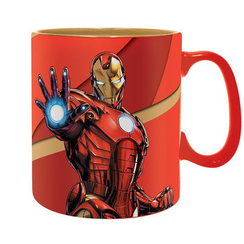 Caneca Marvel – Iron Man Armored