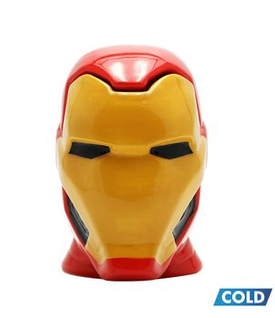 Cup Marvel - Iron Man
