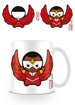 Cup Marvel Kawaii - Falcon