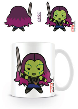 Cup Marvel Kawaii - Gamora