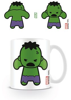Cup Marvel Kawaii - Hulk