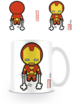 Caneca Marvel Kawaii - Iron Man