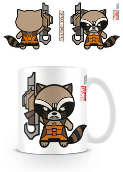 Muki Marvel Kawaii - Rocket Raccoon