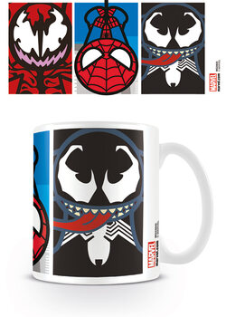 Caneca Marvel Kawaii - Spider-Man Villians