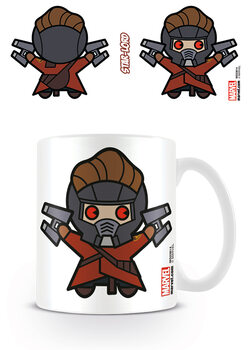 Caneca Marvel Kawaii - Star Lord