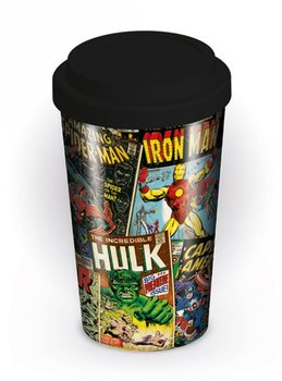Cup Marvel Retro - Covers