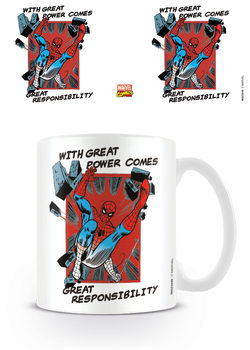 Mug Marvel Retro - Great Responsibility