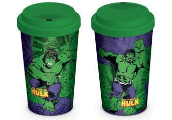 Cup Marvel Retro - Hulk Comic