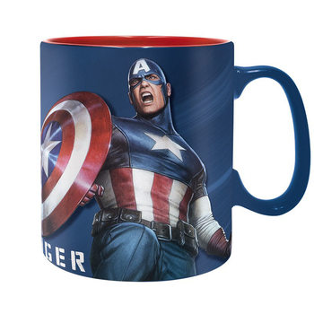 Caneca Marvel - Sentinel Of Liberty