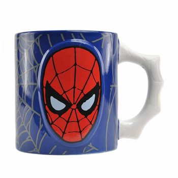 Muki Marvel - Spider-Man