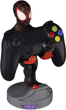 Figura Marvel - Spiderman Miles Morales (Cable Guy)