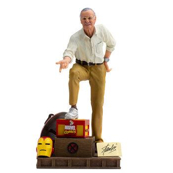 Figurine Marvel - Stan Lee (Deluxe)