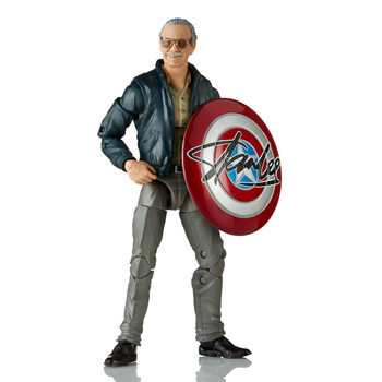 Hahmo Marvel - Stan Lee