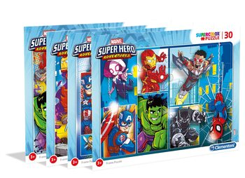 Puzzle Marvel - Super Hero - Frame