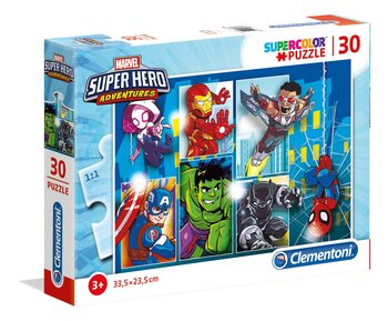 Puzzle Marvel - Super Hero