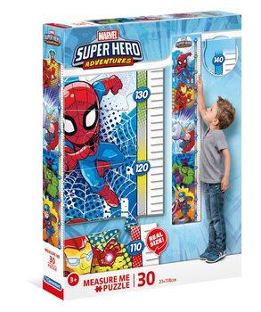 Palapeli Marvel - Super Hero - Measure me