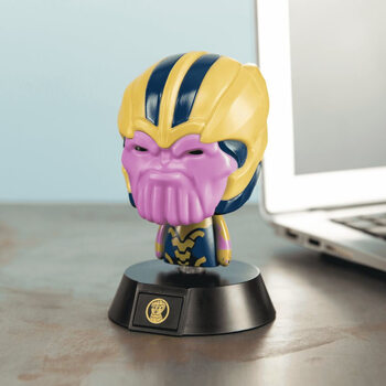 Figura Luminosa Marvel - Thanos