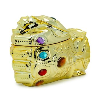 Caneca Marvel - Thanos Infinity Gauntlet