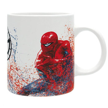 Caneca Marvel - Venom vs. Spiderman