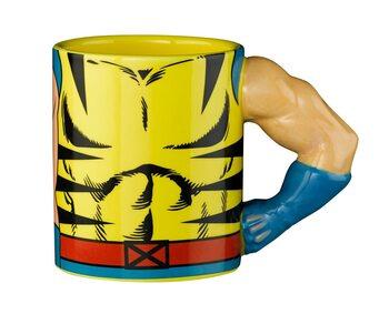 Cup Marvel - Wolverine