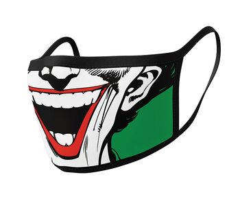Roupas Máscaras Joker - Face (2 pack)