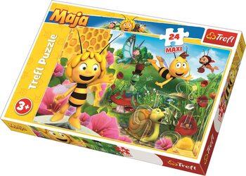 Palapeli Maya the Bee