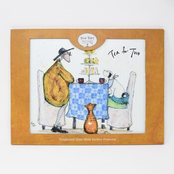 Almofada de trabalho Sam Toft - Tea for Two