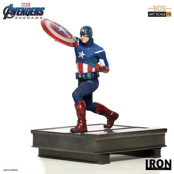 Figuras Avengers: Endgame - Captain America (2012)