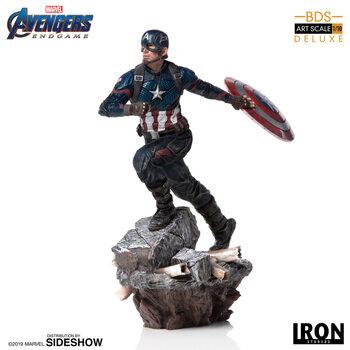 Figuras Avengers: Endgame - Captain America (Deluxe)