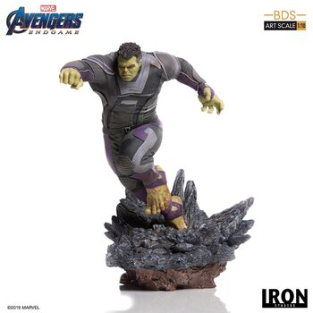 Figurine Avengers: Endgame - Hulk (Regular)