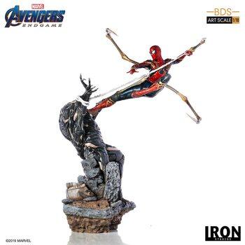 Figuras Avengers: Endgame - Iron Spider Vs Outrider