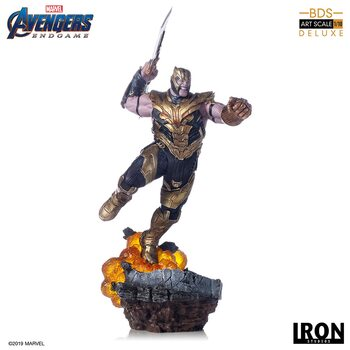 Figuras Avengers: Endgame - Thanos (Deluxe)