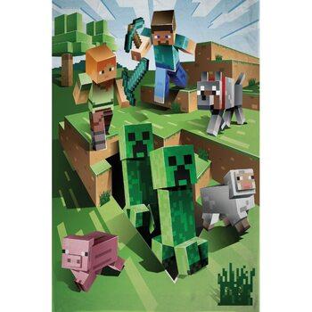 Blanket Minecraft - Overworld