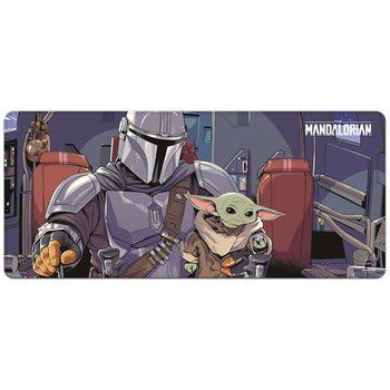 Desk Pad Star Wars: The Mandalorian