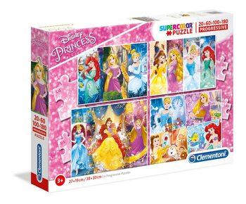 Puzzle Diseney Princess