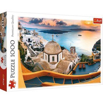 Puzzle Fairytale Santorini