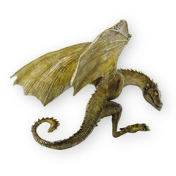 Figurine Game of Thrones - Rhaegal Baby Dragon