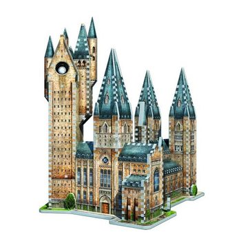 Puzzle Harry Potter - Hogwarts(Astronomy tower) 3D