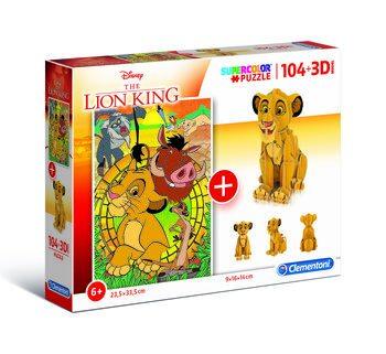 Puzzle Lion King