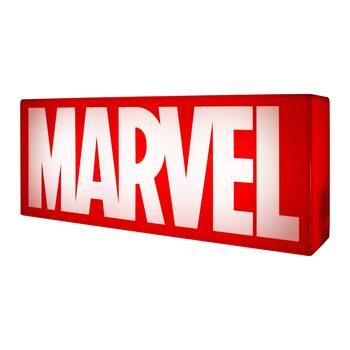 Luminária Marvel - Logo