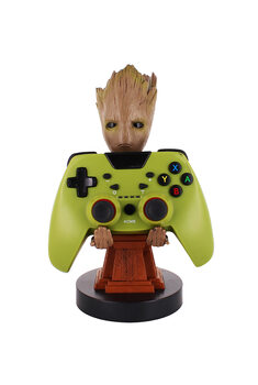 Figuras Marvel - Groot (Cable Guy)