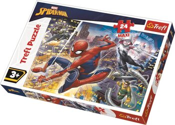 Puzzle Marvel - Spiderman