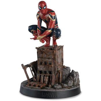 Figurine Marvel - Spiderman On Roof Mega
