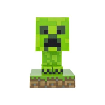 Figura Brilhante Minecraft - Creeper