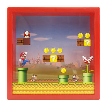 Money Box Super Mario