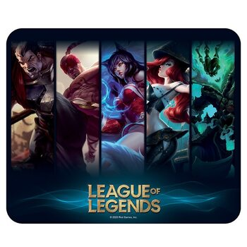 Mouse Pad League of Legends - Champions