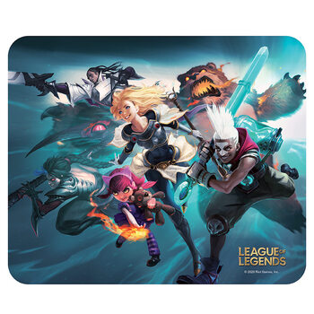 Mouse Pad League of Legends - Team
