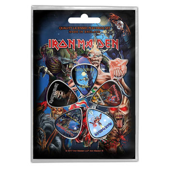 Plectros Iron Maiden - Later Albums